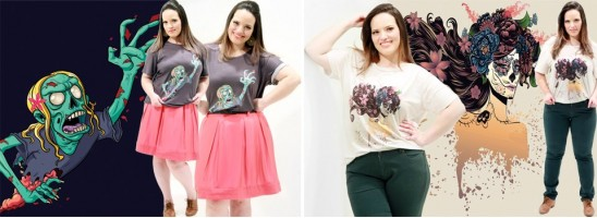 Looks Com Camisetas Plus Size