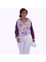 Camisa Carolina Plus Size