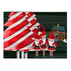 Lugar Americano Noel
