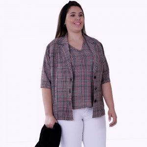 Twin Blazer Isabel Plus Size