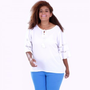 Blusa Elena Plus Size