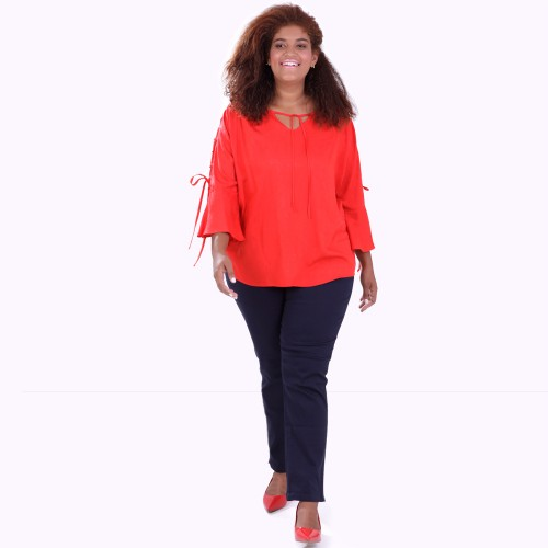 Blusa Elvira Plus Size