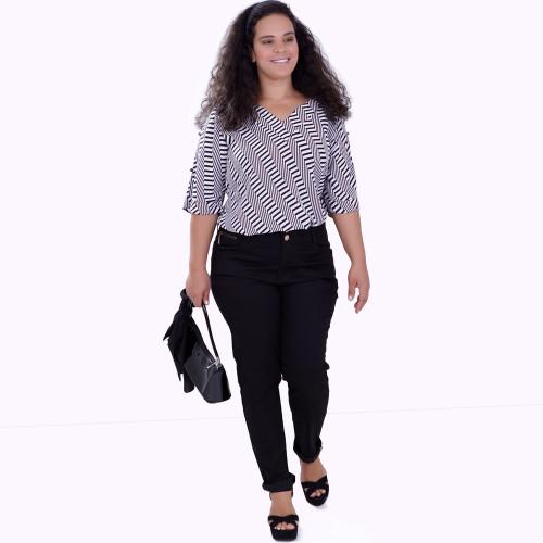 Blusa Frederica Plus Size