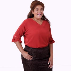 Blusa Kickass Telha Plus Size