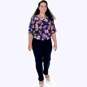Blusa Magaly Plus Size