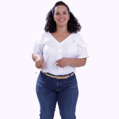 Blusa Nicole Plus Size