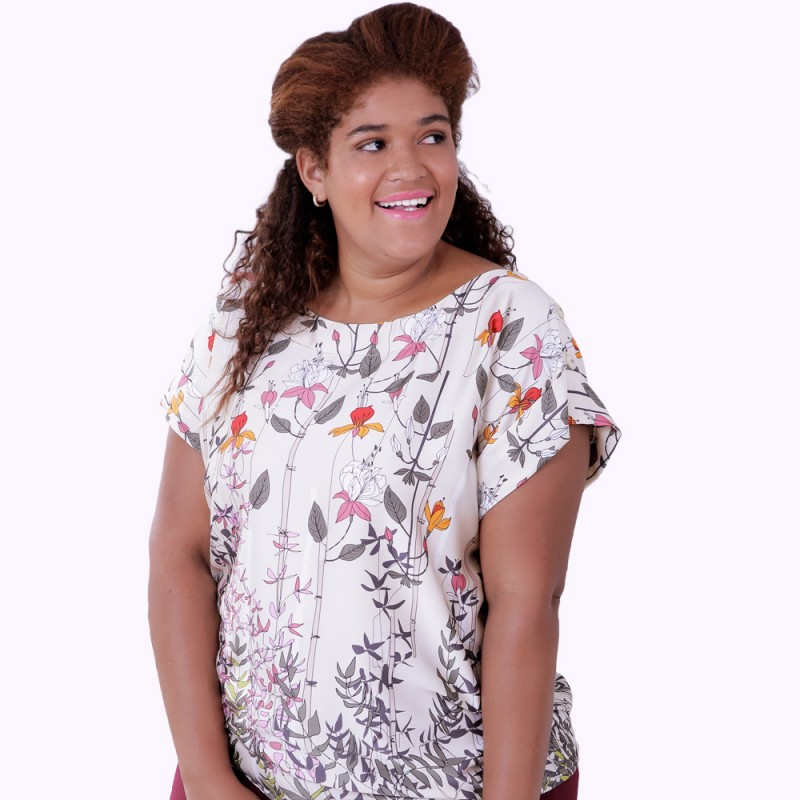 Blusa Perfect Básic Plus Size
