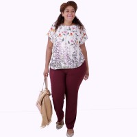 Blusa Perfect Básic Plus Size