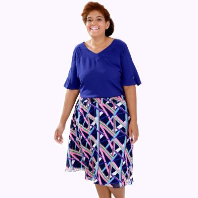 Blusa Royal Francheska Plus Size
