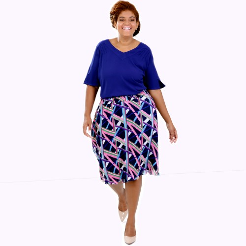Blusa Royal Francheska Plus Size