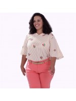 Blusa Thatcher Plus Size