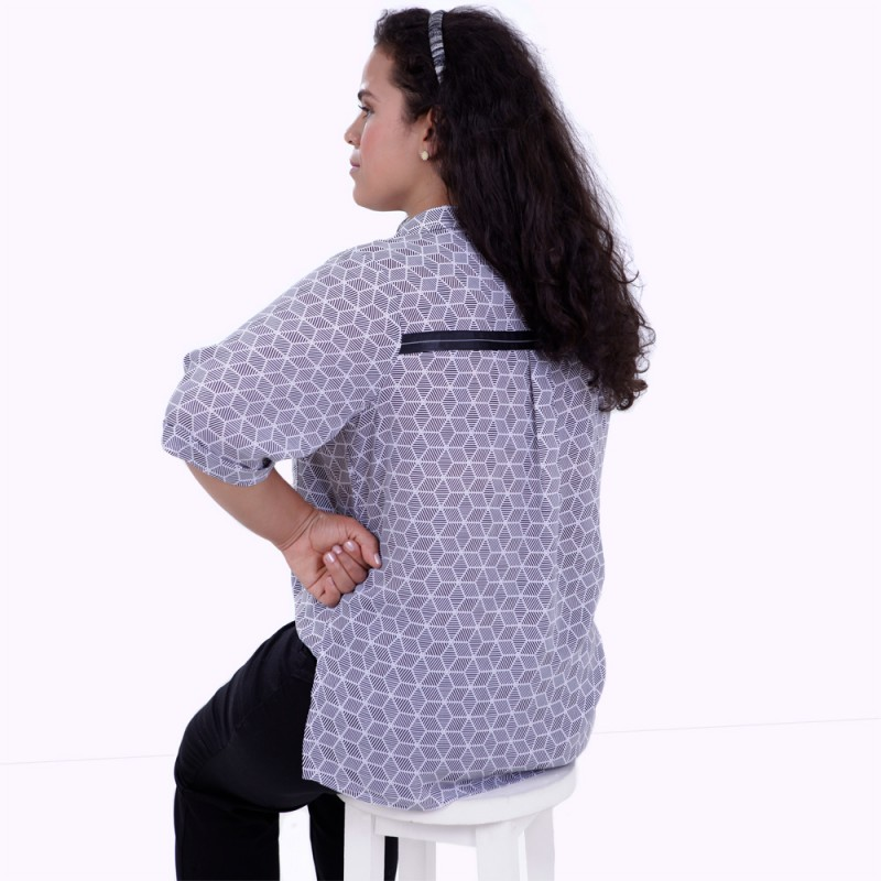 Camisa Clara Charm Plus Size