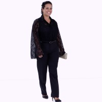 Twin Set Filipa Renda Plus Size