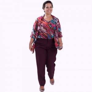 Twin Set Iris Plus Size