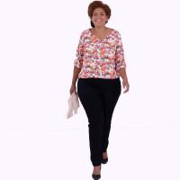 Blusa Carolina Tuly Plus Size