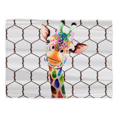 Lugar Americano Girafa Divertida
