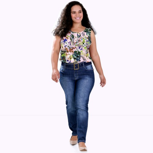 Regata Floripa Plus Size