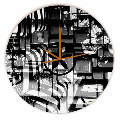 Relógio Dimensional Redondo