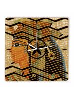 Relógio Egípcio Quadrado