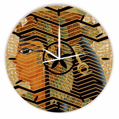 Relógio Egípcio Redondo