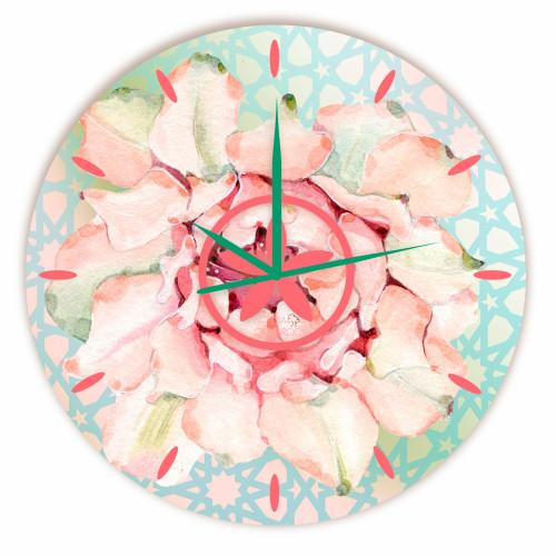 Relógio Flor Vitória Redondo