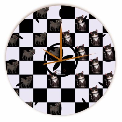 Relógio Jogo Do Bicho Redondo