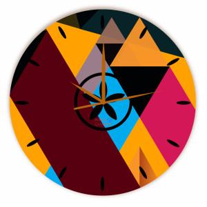 Relógio Vale Dos Reis Redondo