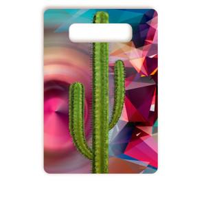 Tábua De Corte Cactus Griselda Pequena