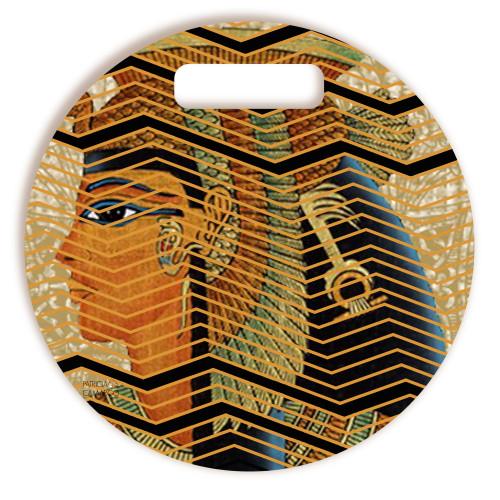 Tábua De Corte Egípcio Redonda