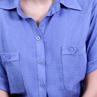 Camisa Nicole Celeste