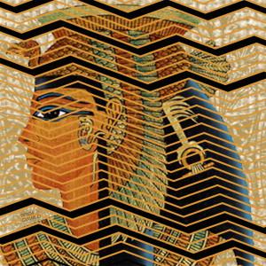Quadro Decorativo Egipcio