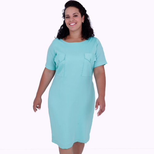 Vestido Amy Jade Plus Size