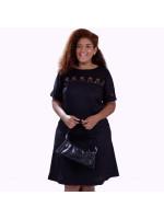 Vestido Judi Linho Plus Size