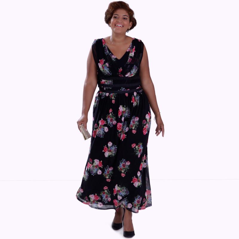 Vestido Miranda Tuly Plus Size