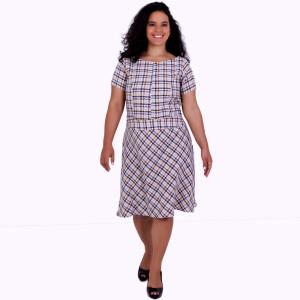 Vestido Peddy Pulle Irene Plus Size