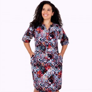 Vestido Polo Rizon Plus Size