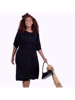 Vestido Tilda Black Plus Size