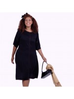 Vestido Tilda Black Plus Size